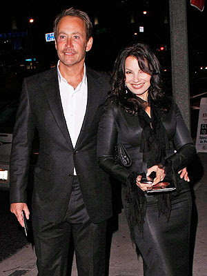 Fran Drescher Husband