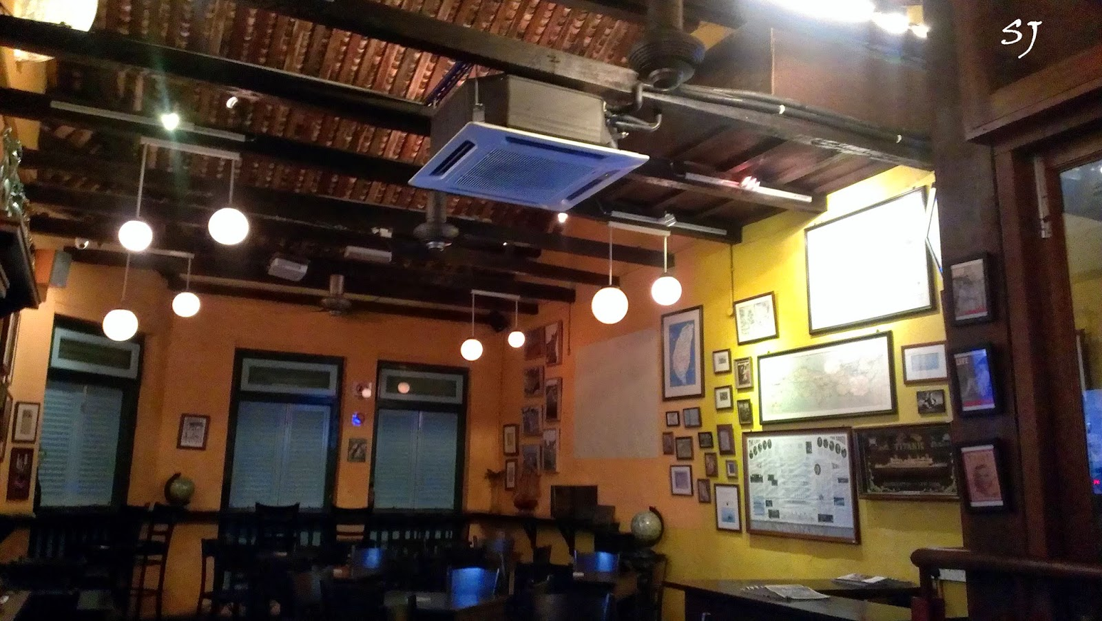 Geographer Cafe Malacca