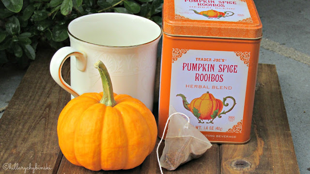 Trader Joe's Pumpkin Spice Tea