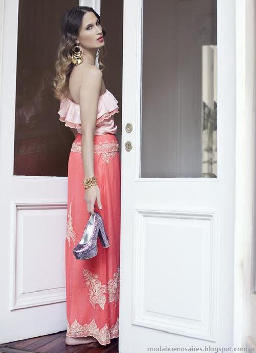 Cambac vestidos de fiesta 2013. Moda 2013 verano.