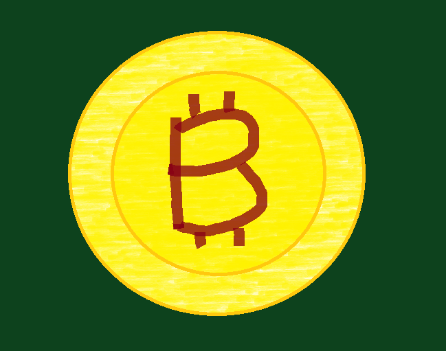 What a Bitcoin might look like.