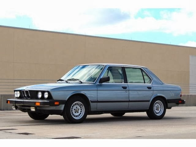 1985 Bmw 524td E28 Related Infomation Specifications