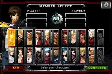 THE KING OF FIGHTERS Android Game Full Version Pro Free Download