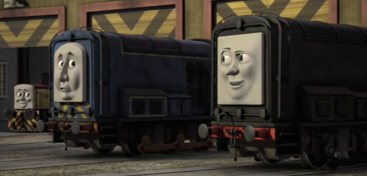 diesel from thomas and friends - photo #31