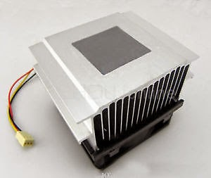 Buy CPU FAN P4 Socket 478 CPU Cooling Fan and Heatsink Rs.170 only at Ebay.