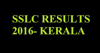 Kerala SSLC Result 2016