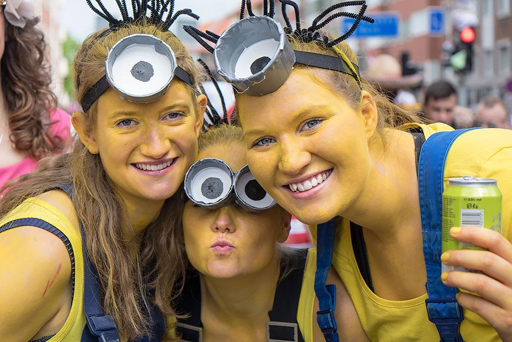 Aalborg Karneval, Karnawał w Aalborgu