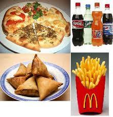 Alasan untuk tidak mengkonsumsi Junk Food