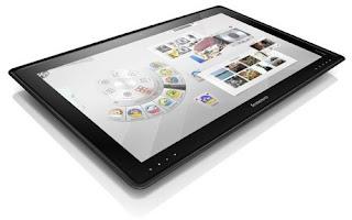 Tablet Raksasa Windows 8 dari Lenovo