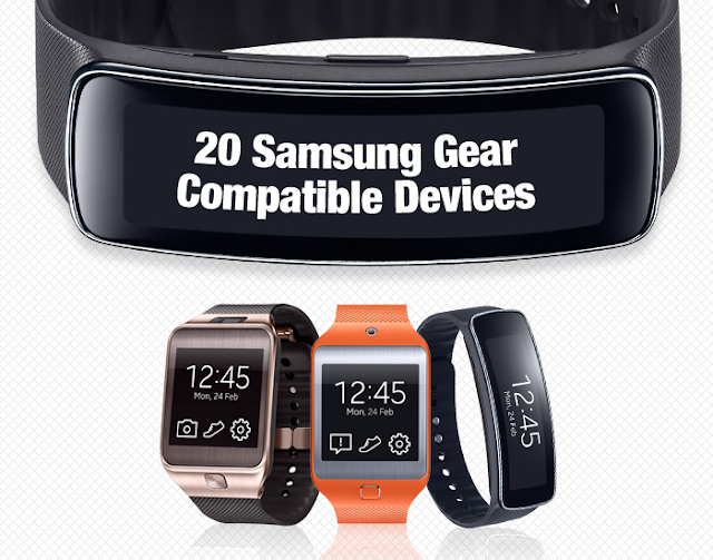 Samsung Gear devices