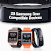 Samsung reveals list of Galaxy devices compatible with newly launched Gear wearables