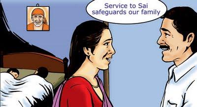 A Couple of Sai Baba Experiences - Part 240