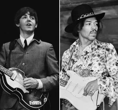 The Beatles And The Jimi Hendrix Chord Every Sound There Is