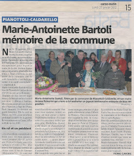 Simeoni Bartoli Centenaire