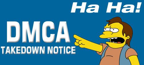 Laporkan pencuri artikel saudara ke DMCA