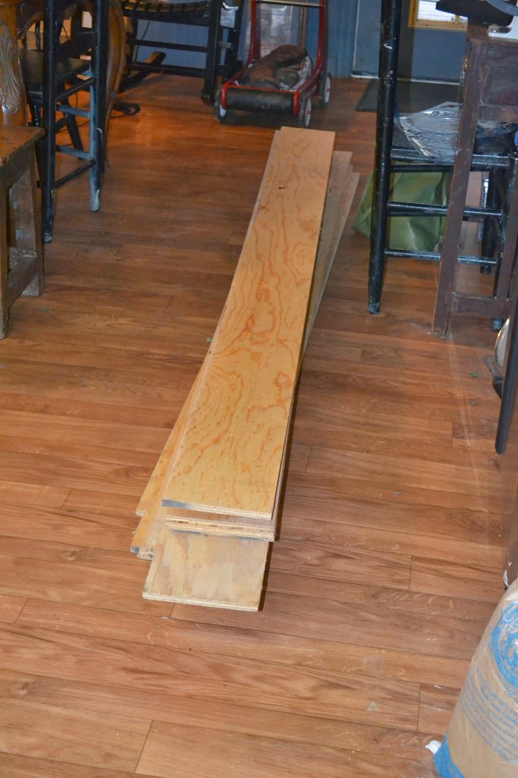 A Baker s Dozen Barnhouse News Frugal Farmhouse Wood Floors & Goodby