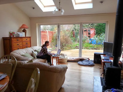 Living Room Extension Ideas