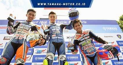 Yamaha Cup Race Purwokerto - Jupiter Z1 Mendominasi!