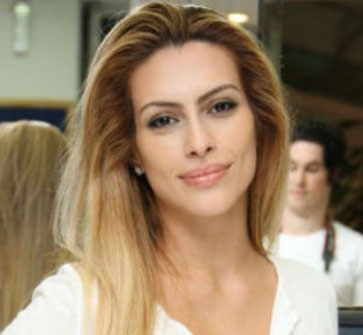 Corte de cabelos das atrizes Cleo Pires