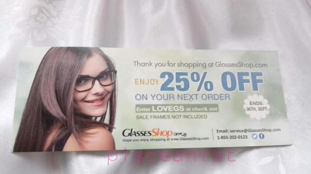 glassesshop free glass, glassesshop discount glasses,