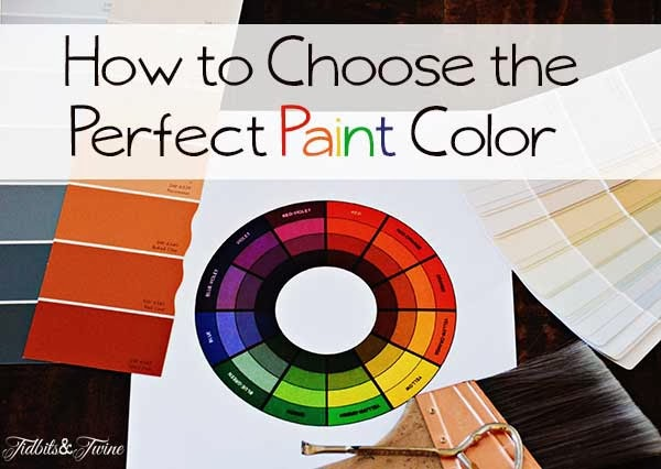 how to choose the perfect wall color diy craft projects