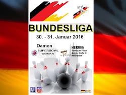 Bundesligastart 30./31.01.2016