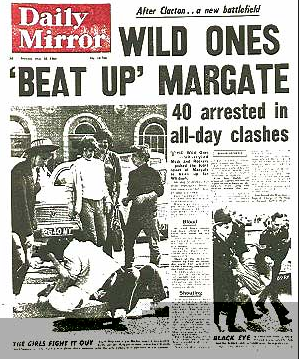 How did The Clash get their bandnaam - Daily Mirror - Clashes