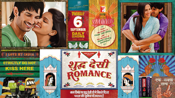 Watch Shuddh Desi Romance full youtube movie