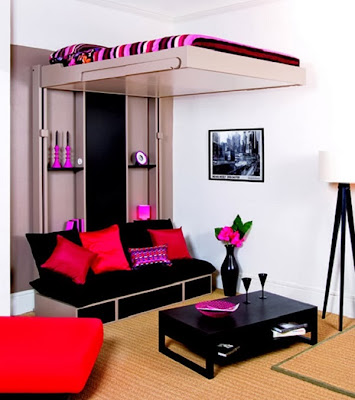 aku bukan bidadari email dilema dekorasi dan warna cat ruang terhad. Black Bedroom Furniture Sets. Home Design Ideas