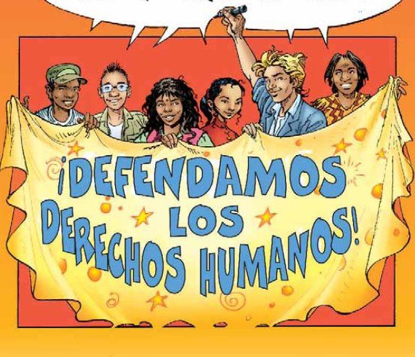 Defendamos los Derechos Humanos!!