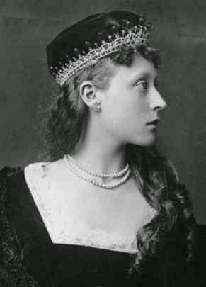 Princesse Viktoria de Hesse et du Rhin 1863-1950