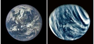 Hipernovas: Por Que Nós vivemos na Terra e Não em Vênus? [Artigo]