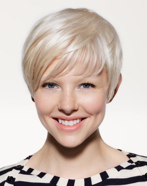 likewise Model Rambut Untuk Wajah Bulat Wanita 30 Gaya Rambut