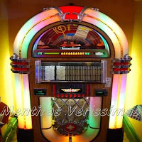 Jukebox, a máquina de tocar músicas.
