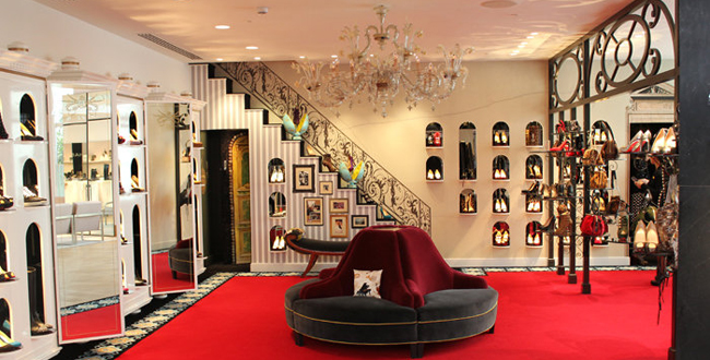 magasin louboutin france paris