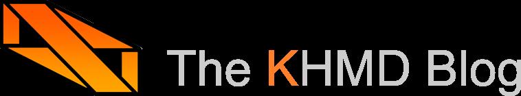 The KHMD Blog
