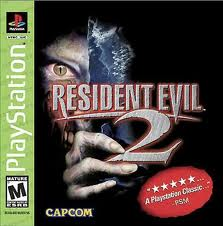 Download - Resident Evil 2 - PSX/PSP