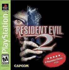 Download - Resident Evil 2 - PSX/PSP