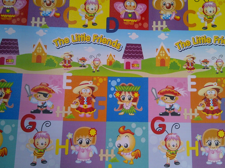 TIKAR PRINITNg THE LITTLE FRIENDS