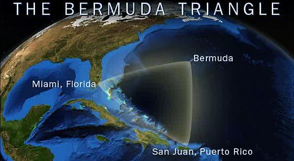 Foto Segitiga Bermuda