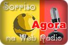 Rádio Sorriso na web - conheça o site e ouça nossa rádio
