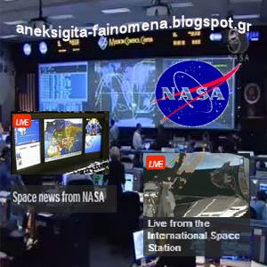 NASA/ISS Live Tv!