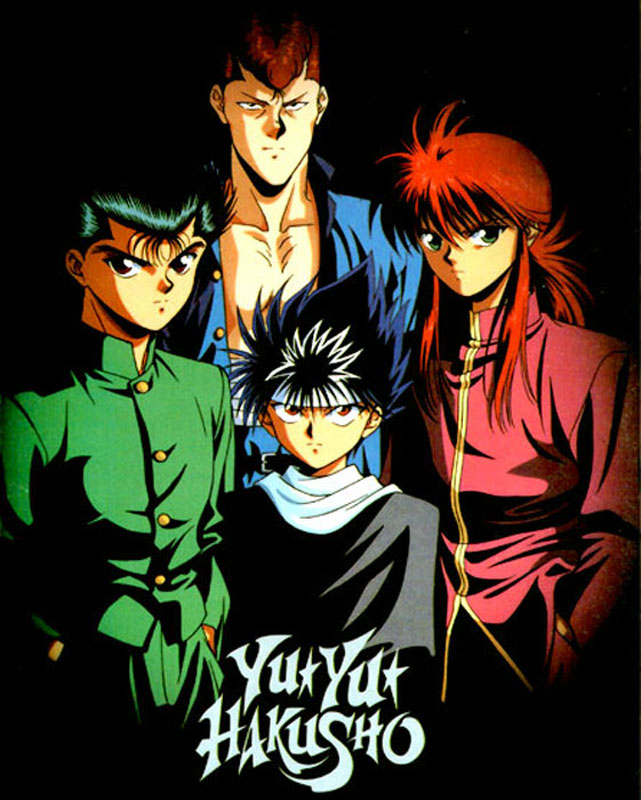 Download Yu Yu Hakusho AVI Dublado