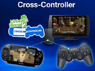 PS Vita Cross Controller - Firmware Update 1.8