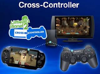 PS Vita Cross Controller - Firmware Update 1.8