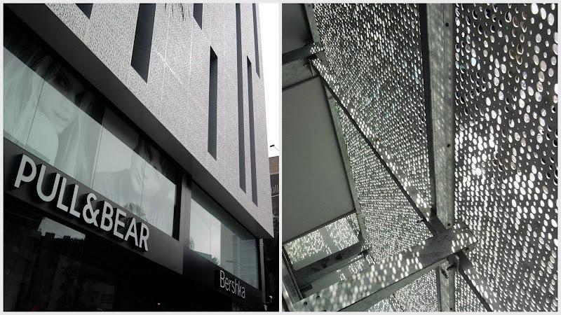 Imar arquitectura metal architecture metal for Architecture marocaine