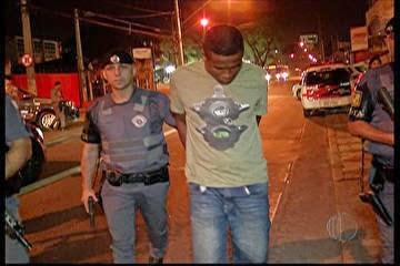 Preso elemento acusado de participar do sequestro e morte de PM em Suzano