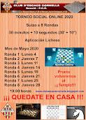 Torneo Social Online 2020