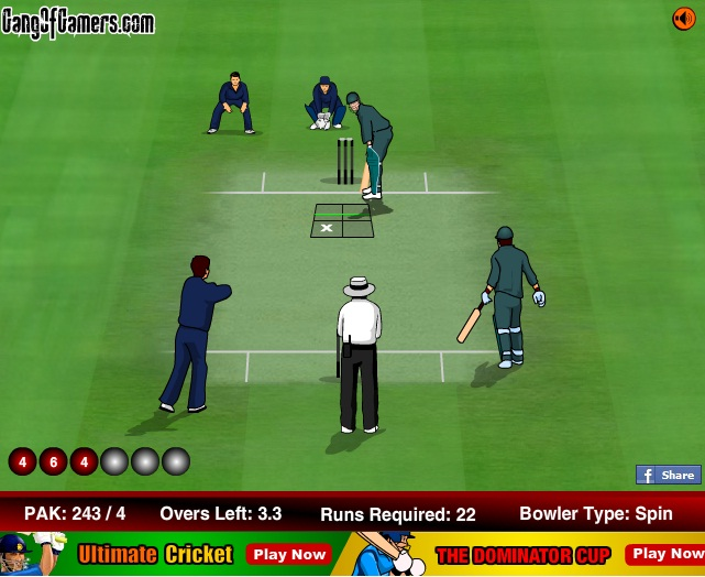 Bowling Ace - Cricket Video Games Downlo