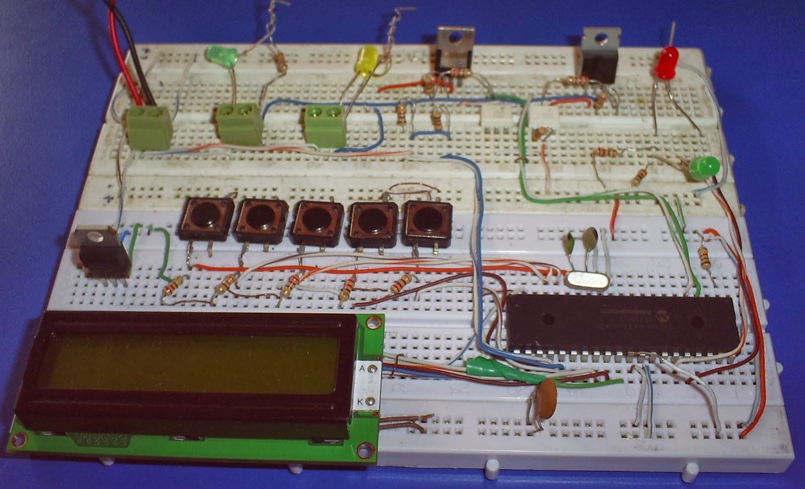 Circuito Y Sus Partes : Saber facil electronica diseÑo de un pcb o circuito impreso para